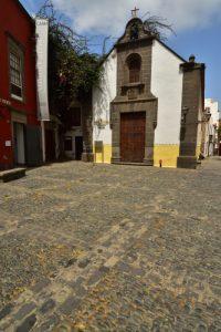 Le village de Las Palmas de Gran Canaria<br> Parque Rural Del Nublo<br> Île de Grande Canarie