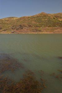 Le Lac de barrage Presa de Chira<br> Parquel Rural del Nublo<br> Île de Grande Canarie