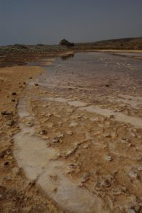 La Saline Juncalillo del Sur<br> Parquel Rural del Nublo<br> Île de Grande Canarie