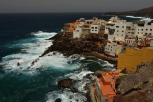 Le village de Galeta de Arriba<br> Île de Grande Canarie