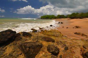 Anse des Îles à Pointe Allègre -  Basse-Terre / Guadeloupe