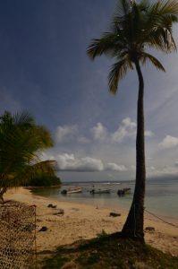 La Plage de Petite-Havre -  Guadeloupe