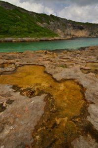 La Porte d'Enfer -  Grande-Terre / Guadeloupe