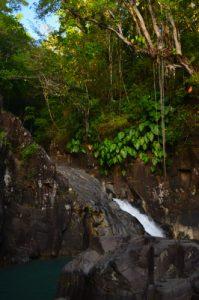 La Cascade Saut d'Acomat -  Basse-Terre / Guadeloupe