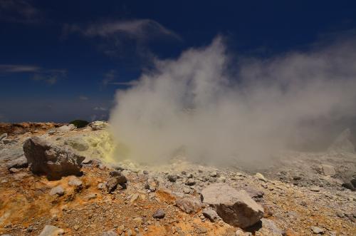 Le Cratère Caldera de Los Marteles<br> Reserva Natural Especial de Los Marteles<br> Île de Grande Canarie