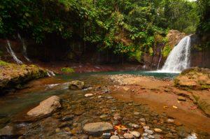 La Cascade du Saut de la Lézarde -  Basse-Terre / Guadeloupe