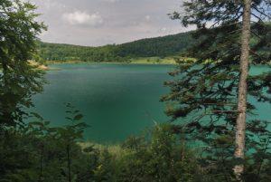 Lac de Narlay<br> Parc régional du haut Jura