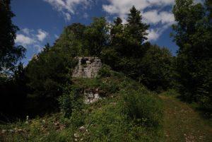Château Villain<br> Perte de l'Ain<br> Parc régional du haut Jura