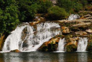 Perte de l'Ain<br> Parc régional du haut Jura