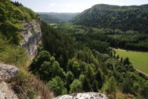 Parc régional du haut Jura : Vallée du Drouvenant
