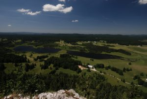Les Lacs de Bellefontaine et des Mortes<br> Parc régional du haut Jura