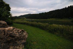 Lac de Lamoura<br> Parc régional du haut Jura