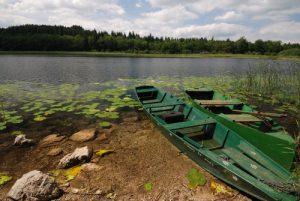 Les Lacs d'Etival<br>Parc régional du haut Jura