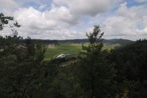 La Tourbière de Prénovel<br> Parc régional du haut Jura