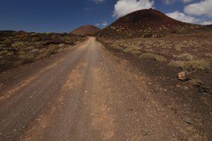 Parque Nacional de los Volcanes. Île de Lanzarote (Islas Canarias).