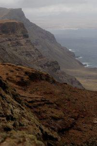 Mirador del Rio. Île de Lanzarote (Islas Canarias).