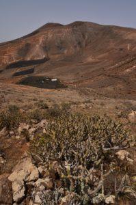 Atalaya de Femés. Île de Lanzarote (Islas Canarias).