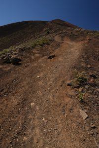 Paysage volcanique du Pico Birigoyo<br> La Route des Volcans<br> Île de La Palma (Canarias)