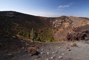 Volcan San-Antonio<br> Los Canarios / Fuencaliente<br> Île de La Palma (Canarias)