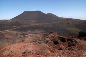 Volcan Teneguia<br> Los Canarios / Fuencaliente<br> Île de La Palma (Canarias)