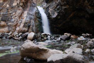 Cascade Barranco Rio Almendro Amargo - Caldera De Taburiente Île de La Palma (Canarias)