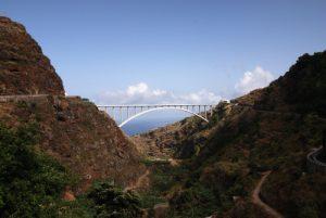Pont du village de Los Sauces Île de La Palma (Canarias)