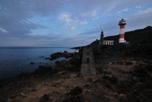 Les Salines du Faro de Fuencaliente<br> Île de La Palma