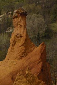 Le Colorado provençal de Rustrel<br>Parc Naturel Régional du Lubéron