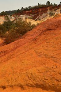 Le Sahara<br> Le Colorado provençal de Rustrel<br> Parc Naturel Régional du Lubéron