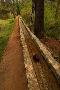 Aqueduc<br> Le Colorado provençal de Rustrel<br> Parc Naturel Régional du Lubéron