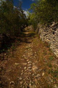 Sentier des Subarroques<br>Parc Naturel Régional du Lubéron