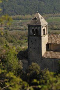 Le village médiéval de Viens<br> Parc Naturel Régional du Lubéron