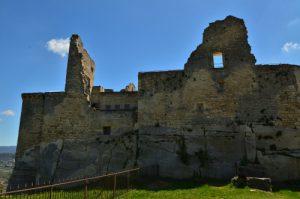 Le village médiéval de Lacoste<br> Parc Naturel Régional du Lubéron