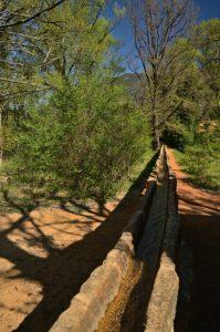L'Aqueduc<br> Le Colorado provençal de Rustrel<br> Parc Naturel Régional du Lubéron