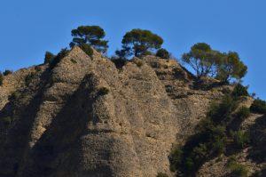 Les Pénitents des Mées<br> Parc Naturel Régional du Lubéron