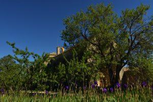 Abbaye Notre-Dame de Ganagobie<br> Parc Naturel Régional du Lubéron