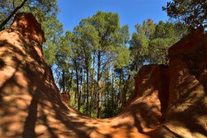 Les Demoiselles coiffées<br> (Futur) Parc Naturel Régional du Mont-Ventoux