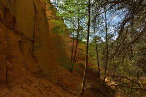 Les Ocres de Gignac<br> Parc Naturel Régional du Lubéron