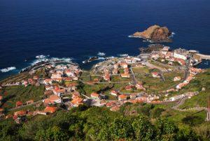 Porto-Moniz Île de Madère