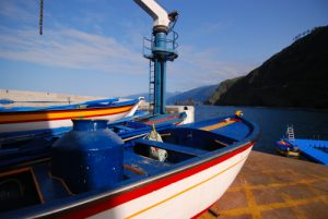 Port de Porto-Moniz Île de Madère