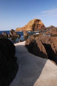Piscines naturelles de Porto-Moniz Île de Madère