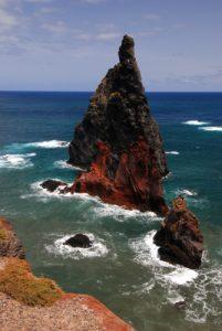 Pointe de Sao Lourenço Île de Madère