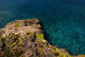 Côte nord près de Sao Vicente Île de Madère