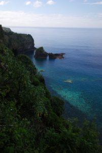 Côte nord Île de Madère
