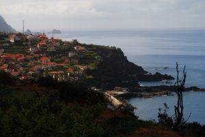 Seixal Côte nord Île de Madère