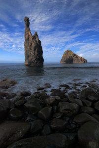 Ilheus da Ribeira de Janela Côte nord Île de Madère