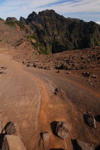 Du Pico do Areeiro à Pico do Ruivo Île de Madère