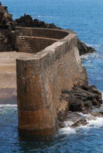 Porto da Cruz Côte nord Île de Madère