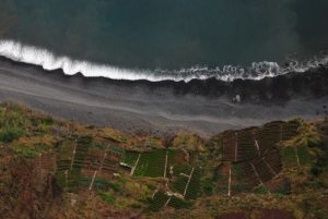 Point de vue de Cabo Girao Île de Madère