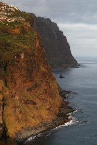 Point de vue de Ribeira Brava Île de Madère